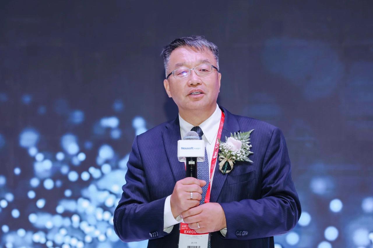 """东软医疗CEO武少杰:创新驱动,需要""""内外兼备"""""""